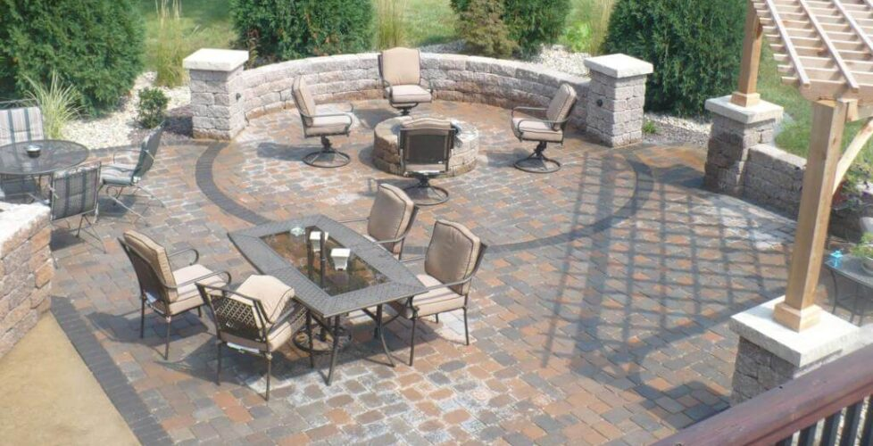 Patios - Austin Landscaping and Designs - Violet Crown 3