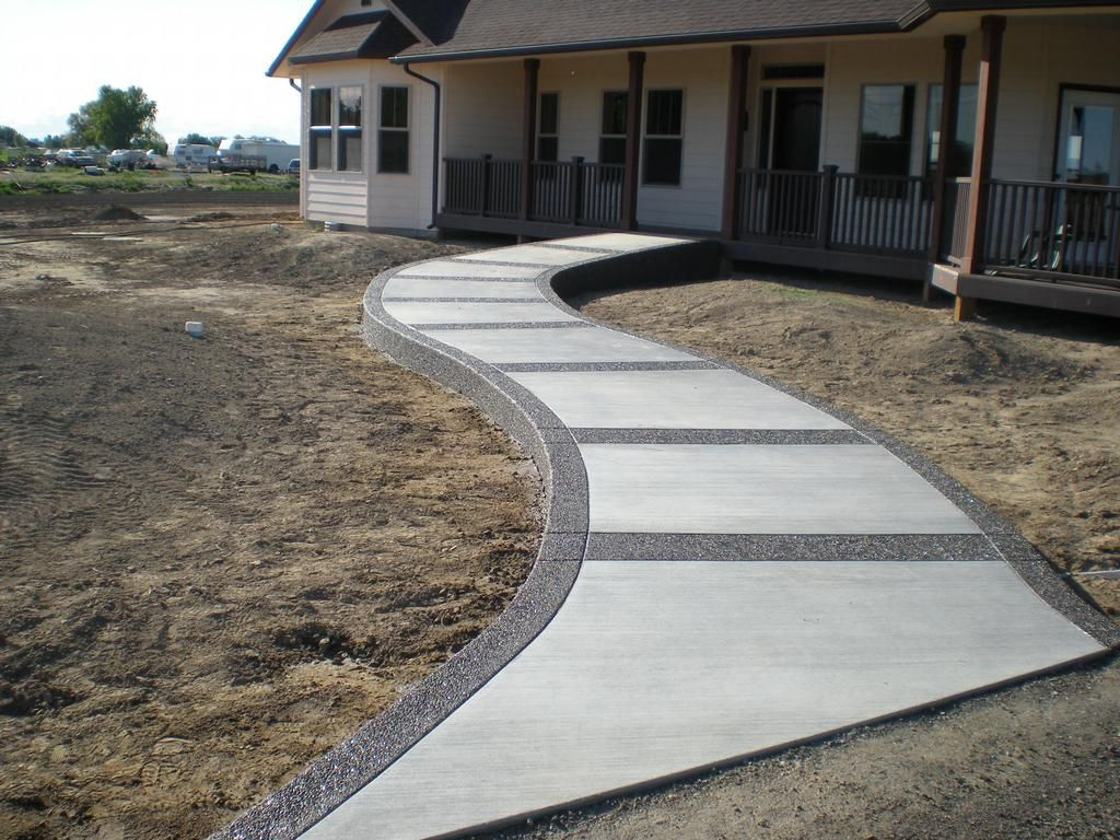 Driveways, Walkways, and Pathways